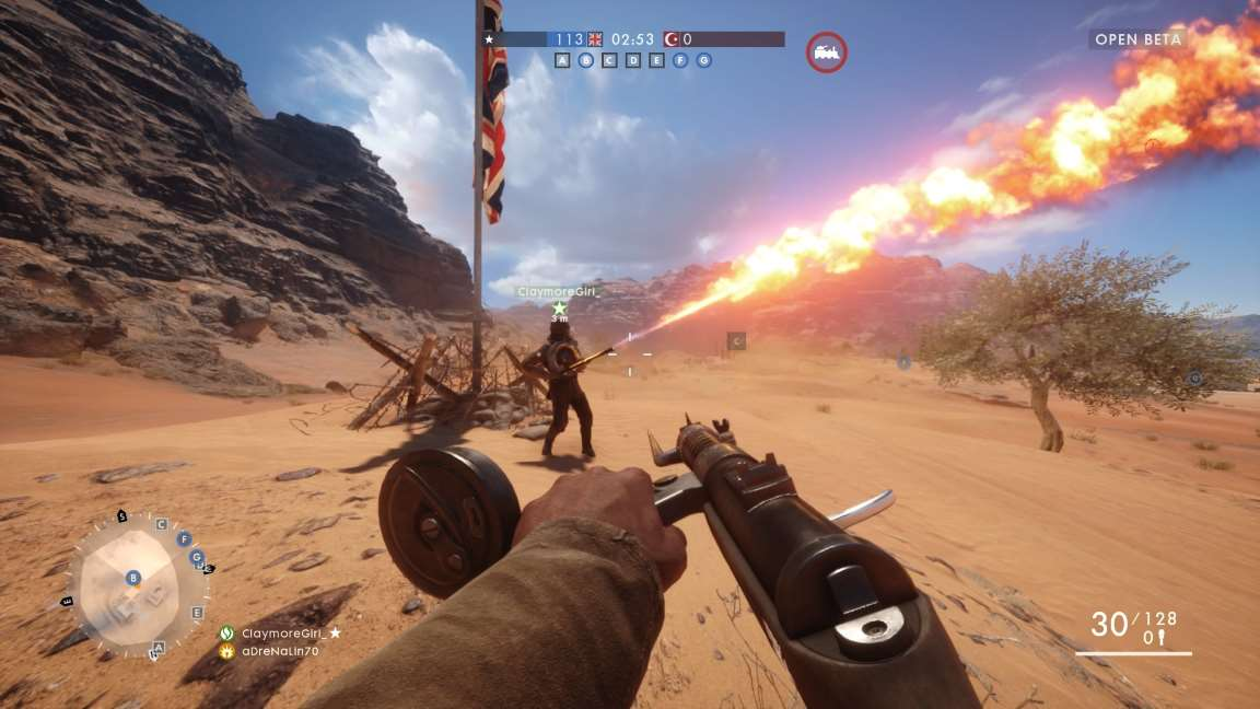 Eliteklassen in Battlefield 1